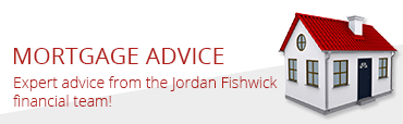 Mortgage advice from Jordan Fishwick's financial team