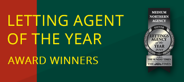 Letting agent of the Year 2011 - Award Winners