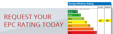 Request your EPC rating today